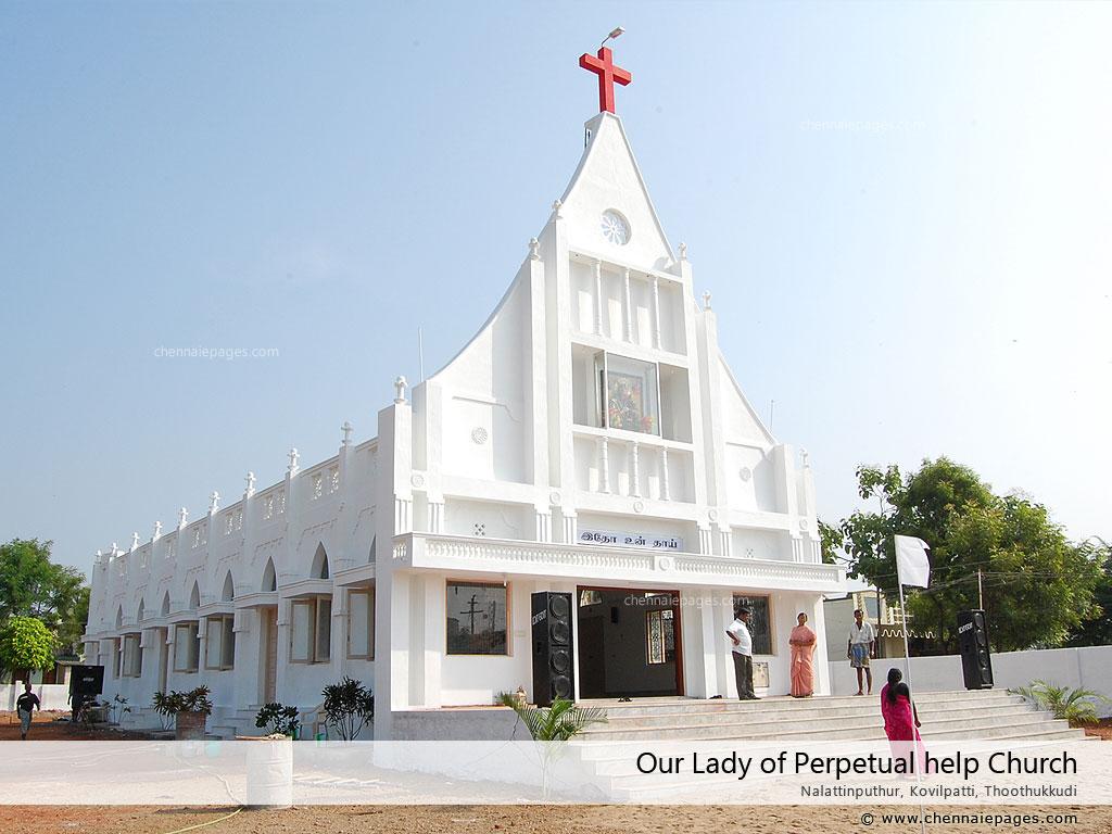 Our Lady of Perpetual help Church, Nalattinputhur, Kovilpatti ...