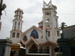 Infant Jesus Cathedral, Thangasseri, Kollam
