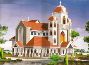 St. Mary's Church, Cheruvally, Kottayam, Kerala