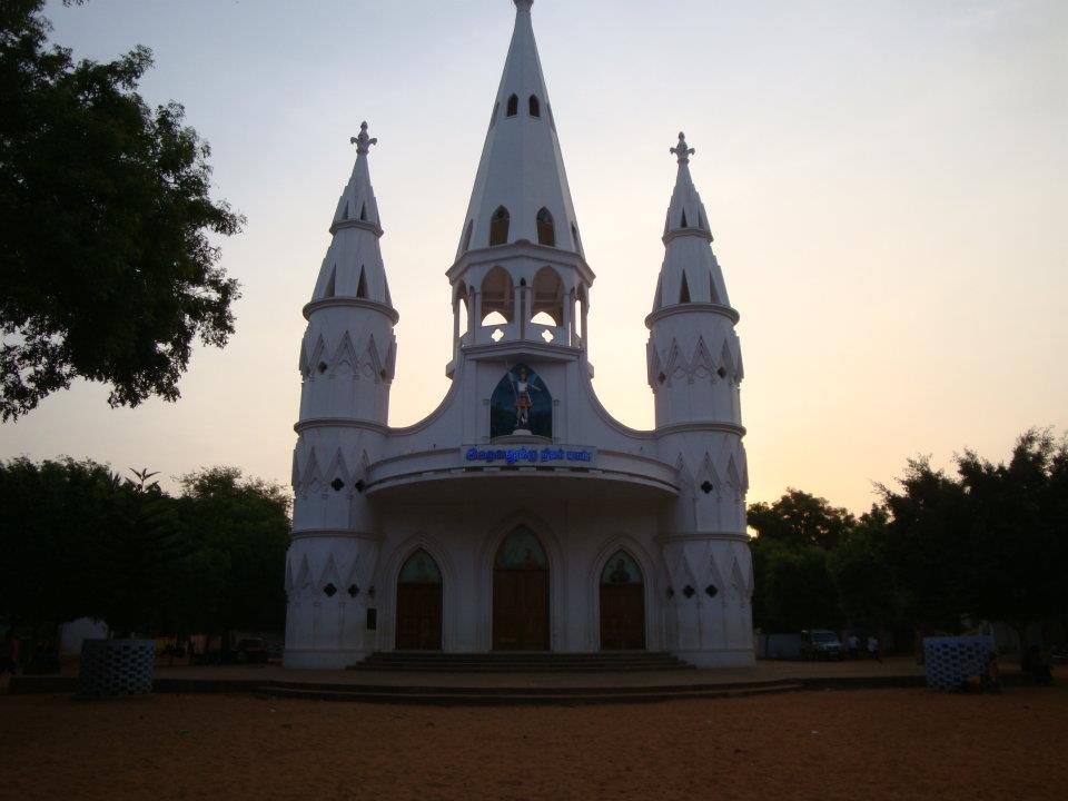 StMichaelsChruch-VedhaNager-Nagercoil1