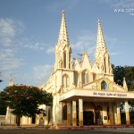 SacredHeartChurch-Panjampatty-Dindigul