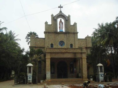 Christ the king Church - Malleswaram - Bangalore 1
