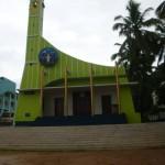 Holy family Chruch Ettamadai