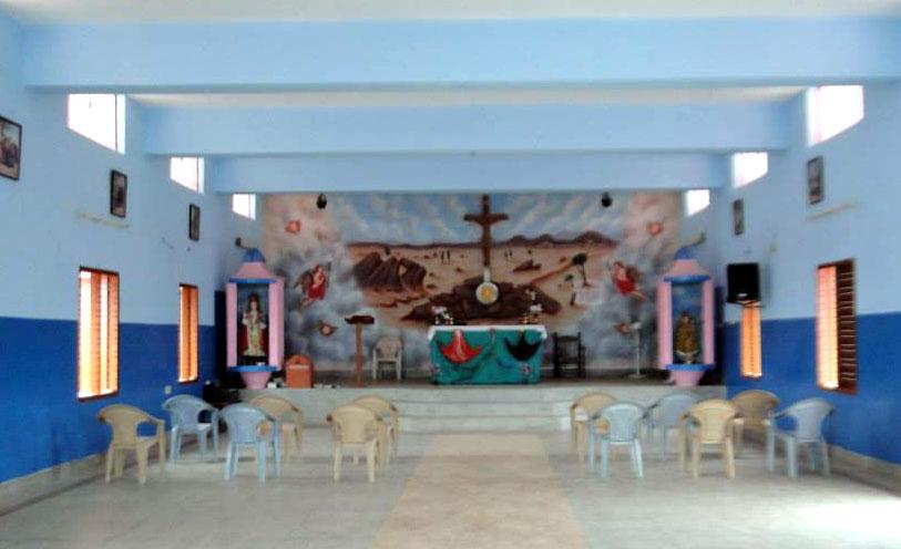 Infant Jesus Church - Kurukkuchalai 2