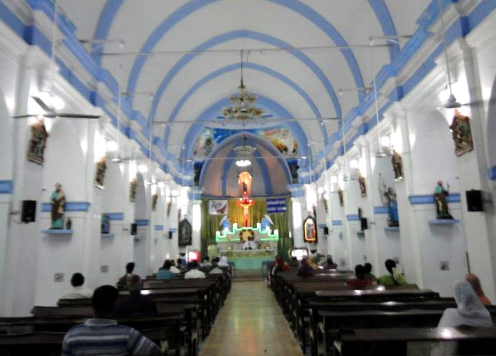 OurLadyofAngelsChurch-Karaikal-Pondicherry-2