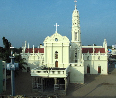St Xavier's Cathedral - Kottar 1