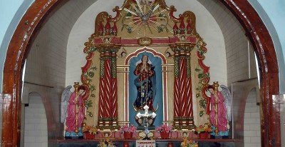 St Xavier's Cathedral - Kottar 3