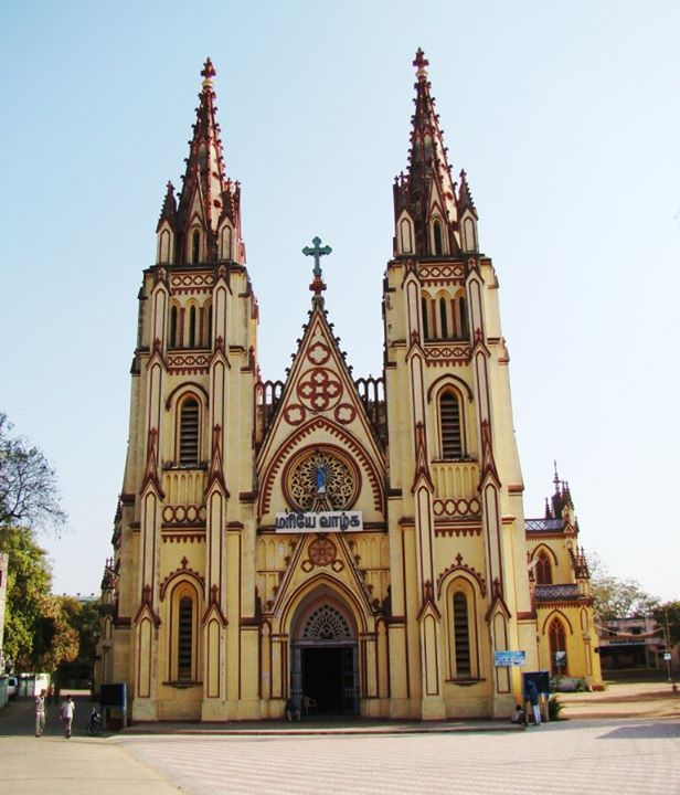 St. Mary's Cathedral Church