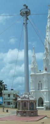 Flag-Mast
