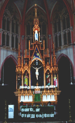 St Lourdes Church Trichy 3