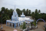 Villianur Madha Shrine - 1